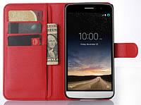 Чехол-бумажник для LG Ray X190