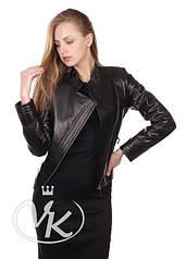 Наш каталог - кожаные куртки женские