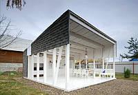 Дизайн-проект садовых павильонов