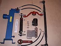 Набор для переоборудования рулевого управления МТЗ-80 под насос-дозатор (с гидробаком)
