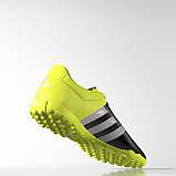 Детская футбольная обувь (многошиповки) Adidas X15.4 TF Junior, фото 4