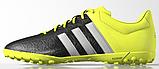 Детская футбольная обувь (многошиповки) Adidas X15.4 TF Junior, фото 7