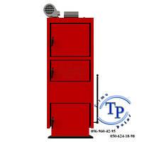 Дровяной котел Альтеп КТ-2ЕН мощностью 15 кВт