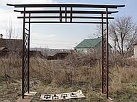 """Арка  """"Японские ворота Тории"""""""