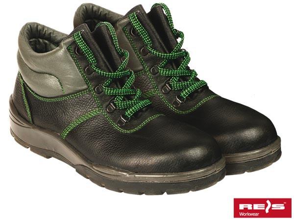 Захисне взуття з маслостойкой підошвою (спецвзуття) BRTOPREIS