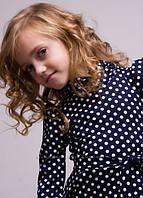 Красивое платье для девочки трикотажное размеры 110