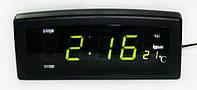 Электронные настольные часы CX-818 LED часы Caixing