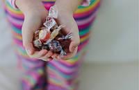 Органические леденцы Yummy Earth ассорти на вес