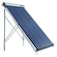 Солнечный вакуумный коллектор SC-LH2-10, гелиосистема всесезонная