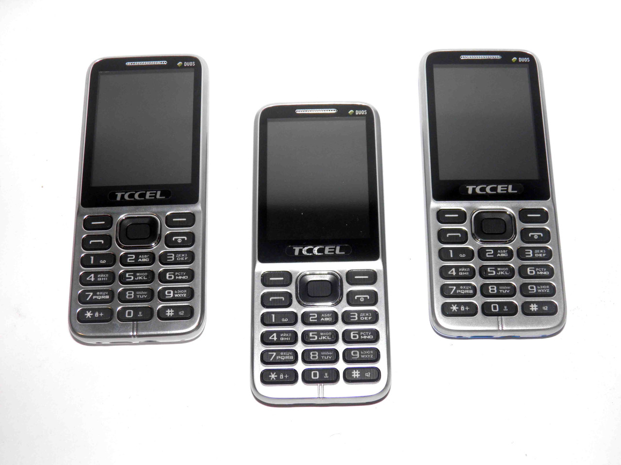 Tccel B360e Duos