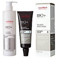 Набор для волос №06 Уход за сухой, чувствительной кожей головы. Устраняет раздражение (ВІО+ Balance), 500+75 мл