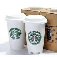 Чашка керамическая кружка Starbucks HY101, кружка Starbucks, стакан Starbucks, чашка Starbucks, термокружка