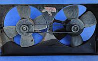 Вентилятор радиатора 357 121 207B VW passat b3