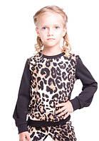 Стильный комплект для девочки ЛЕОН рост 110, фото 1