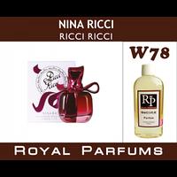 Духи на разлив Royal Parfums 100 мл Nina Ricci «Ricci Ricci» (Нина Ричи «Ричи Ричи»)