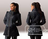 Стильная женская куртка в расцветках 336 (4400)