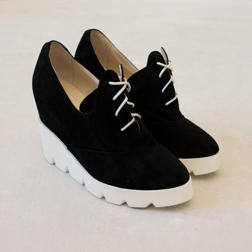 Ботильоны Woman's heel 38 черные (О-671)