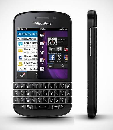 Чехол для BlackBerry Q10