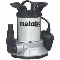 Metabo TPF 6600 SN Погружной насос для чистой воды и откачки со дна 450Вт