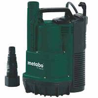 Metabo TP 7500 SI Погружной насос для чистой воды и откачки со дна 300Вт