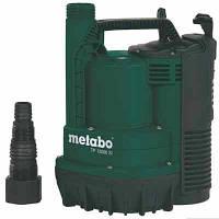 Metabo TP 12000 SI Погружной насос для чистой воды и откачки со дна 600Вт