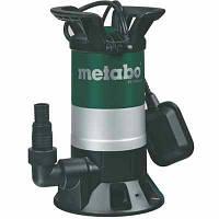 Metabo PS 15000 S Погружной насос для грязной воды 850Вт
