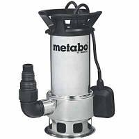 Metabo PS 18000 SN Погружной насос для грязной воды 1100Вт