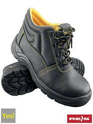 Ботинки рабочие с металлическим подноском (спецобувь) BRYES-T-SB