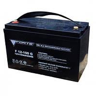АККУМУЛЯТОР - F12-100 AGM (100Ah) (FORTE)