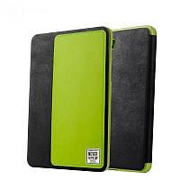 "Чехол для Samsung Galaxy Tab S2 8.0"" T710 / T715 - Baseus wies series, черно-зеленый"