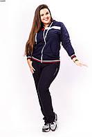 Велюровый костюм «Tommy Hilfiger» больших размеров от 48 – по 56й размер