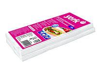 Бумажные пакеты для завтрака XXL, 50шт, 22 x 12,5 x 7 cм York Y-090760