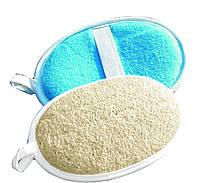 Мочалка для ванны из люфы NY York Y-015050