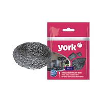 Мочалка для посуды спиральная MINI, 15 г York Y-002020