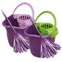 Набор для мытья MOP SET 12 л PRESTIGE, 360 x 1250 x 330 мм York Y-072070