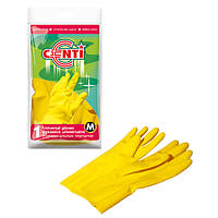 Перчатки резиновые M CENTI York Y-092120