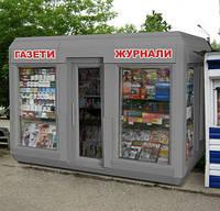 Модульна кабіна ЕКО 280х400 (Туреччина-Україна), фото 1