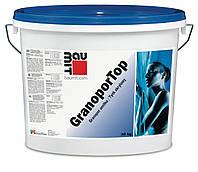 Baumit Granopor Top акриловая штукатурка короїд зерно 2,0мм