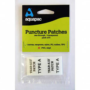 Набор латок Aquapac Puncture Patches™ – for TPU (900)