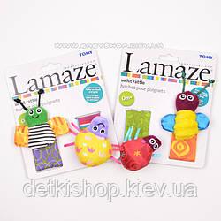 Игрушка на ручки «Насекомые» Lamaze