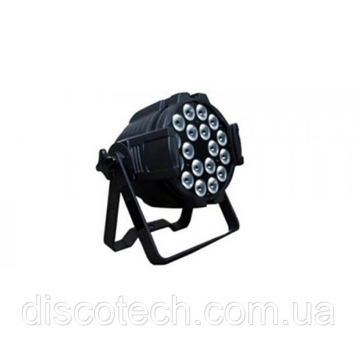 LED прожектор STLS Par S-1818  RGBWA+UV