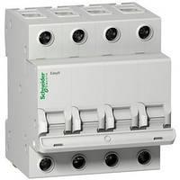 Автоматический выключатель EZ9F14432 4P 32A B Easy9 Schneider