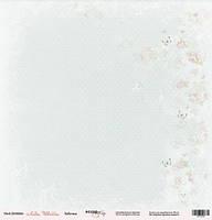 Бумага односторонняя 30х30см от Scrapmir Леди Шебби Бабочки, 1 шт