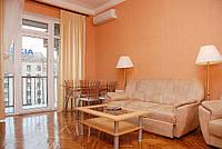 Аренда посуточно видовой квартиры Крещатик, 8 этаж, WI-FI, консьерж