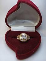 199 грн кільце Позолочене срібло 18K BG40 - (кільця, барслеты,ланцюжки, сережки,прикраси,подарунки)