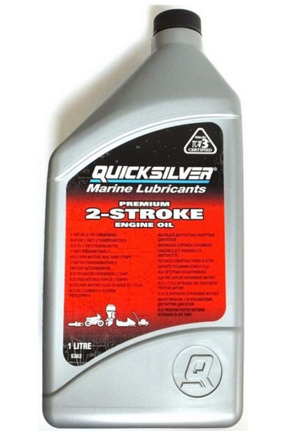 Моторные масла и смазки QuickSilver