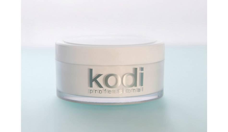 Акриловая пудра Kodi белая 22 гр