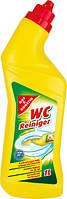 Чистящее средство Gut & Gunstig WC-Reiniger, средство для чистки унитаза, 1L