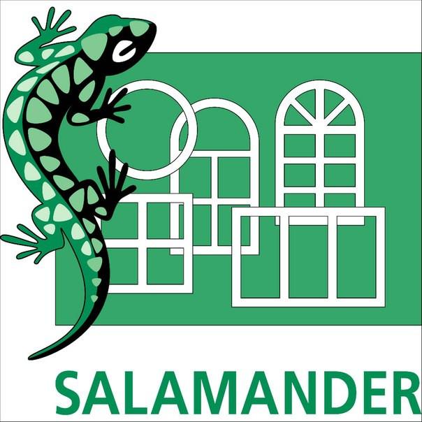 Заказать Металлопластиковые окна Salamander в Ирпене Буче