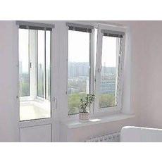 Заказать Металлопластиковые окна балконы Salamander в Буче
